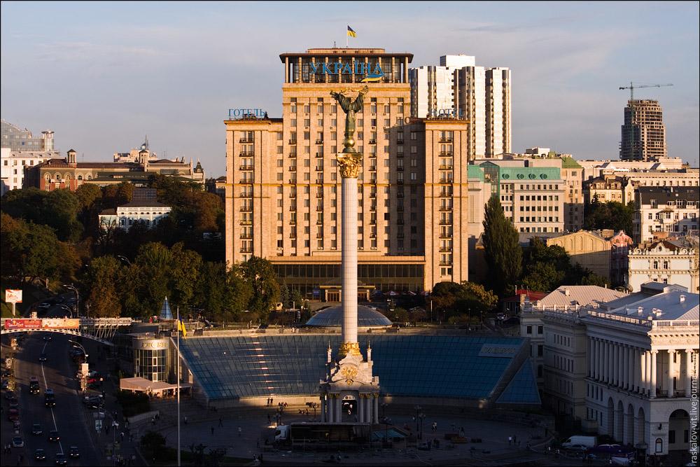Майдан, Киев