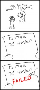 femaledriver