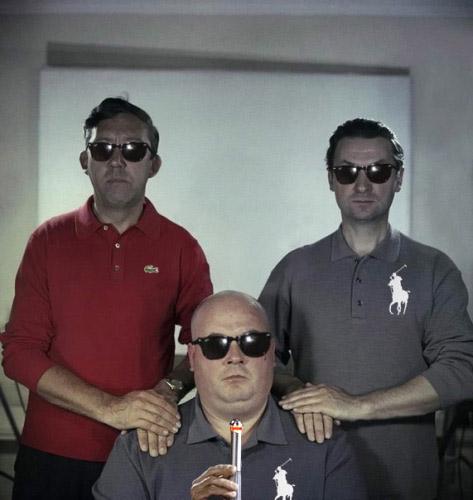 Віцин, Нікулін, Моргунов