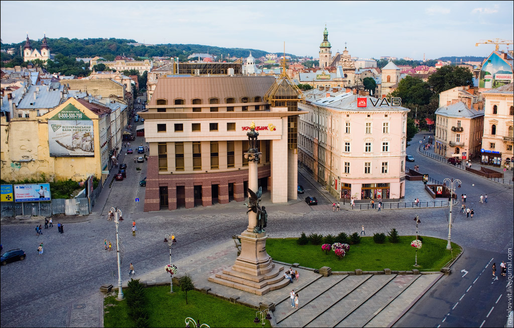 Lviv, Ukraine / Львов, Украина / Львів, Україна